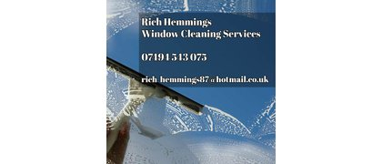 Rich Hemmings Window Cleaning Services