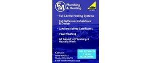 CM Plumbing & Heating