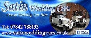 Satin Wedding Cars