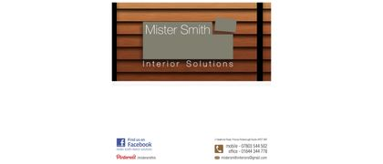 Mister Smith Interior Solutions