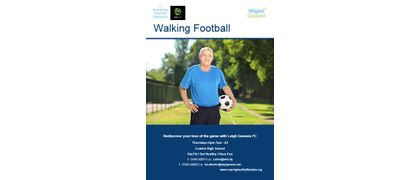 Walking Football Session