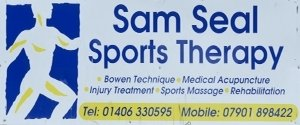 Sam Seal Sports Therapy