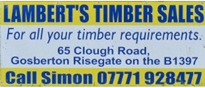 Lamberts Tiimber Sales