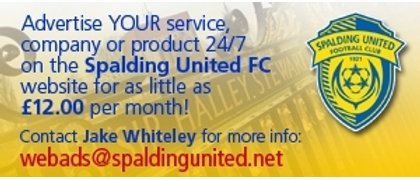 SUFC Web Adverts