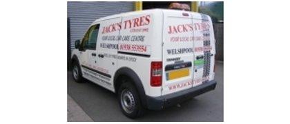 Jack's Tyres