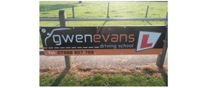 Gwen Evans Driving School