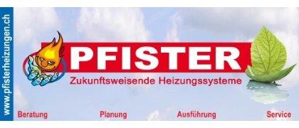 Pfister-Heizungen