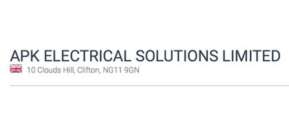 APK Electrical Solutions