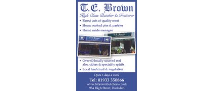 Tim Brown Butchers
