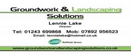 Groundwork & Landscaping Solutions