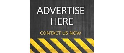 Advertise here!