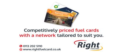 Right Fuel Card