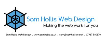 Sam Hollis Web Design