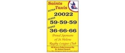 Saints Taxi's