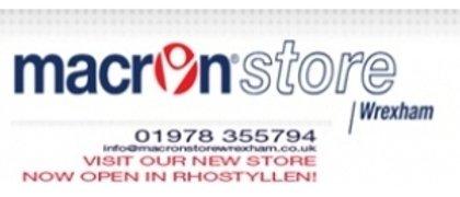 Macron Store Wrexham