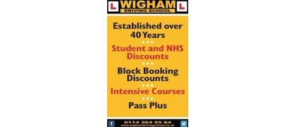 Wigham Driving School
