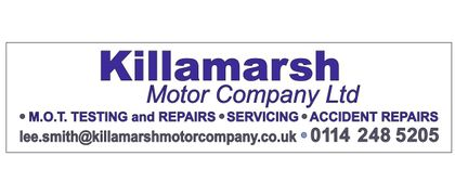 Killamarsh Motor Company Ltd