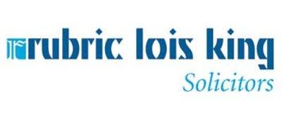 Rubric Lois King Solictors