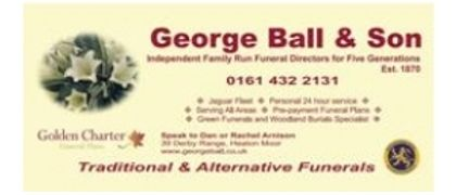 George Ball Funerals