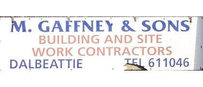 M Gaffney & Sons