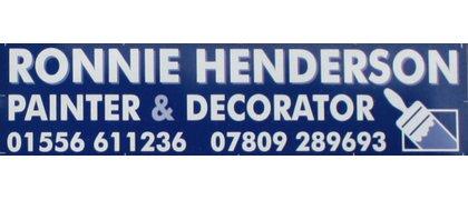 Ronnie Henderson