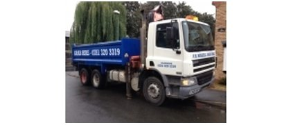 P.R. Russell Grab and Tipper Hire