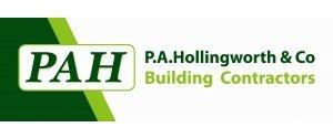 P. A . Hollingworth & Co Building Contractors