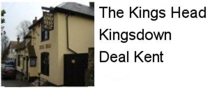 The Kings Head Kingsdown