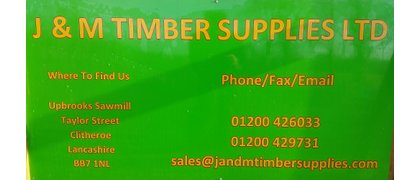 J AND M TIMBER SUPPLIES