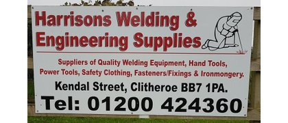 HARRISONS WELDING & ENGINEERING SUPPLIES