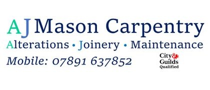 A J Mason Carpentry