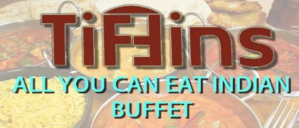 Tiffins Indian Buffet