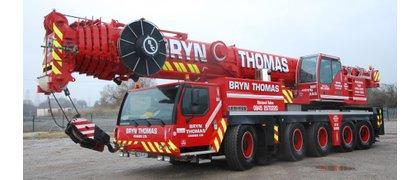 Bryn Thomas Cranes