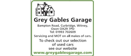 Grey Gables Garage