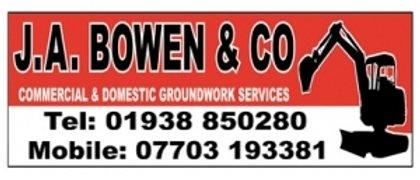 J. A. BOWEN & CO
