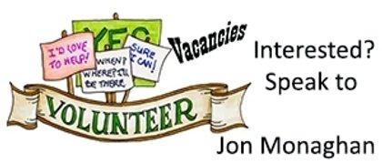 Volunteer Vacancies