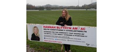 Hannah Blythyn AM For Delyn