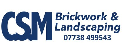CSM Brickwork & Landscaping