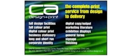 CA design + print