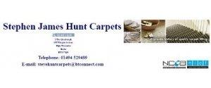 Stephen James Hunt Carpets