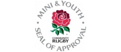 Mini & Youth RFU Seal of Approval