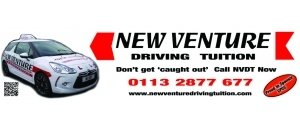 New Venture Driving Tuition
