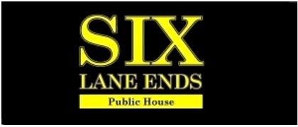 Six Lane Ends