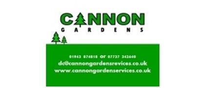 Cannon Garden Services