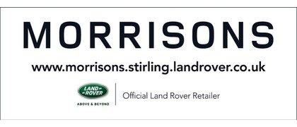 Morrisons Landrover Stirling