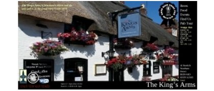 Kings Arms Wareham