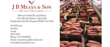 J. B. Meays Family Butchers