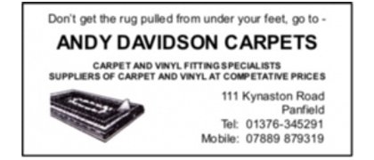 Andy Davidson Carpets