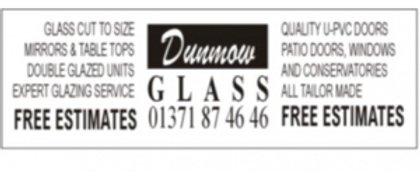 Dunmow Glass