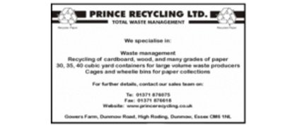 Prince Recycling